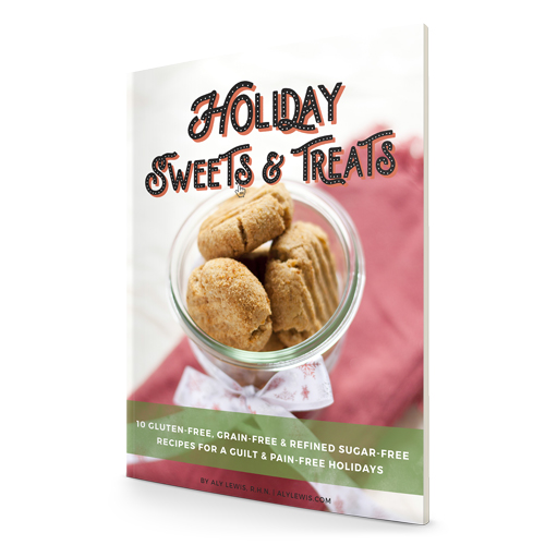 Holiday Sweets & Treats Recipe eBook