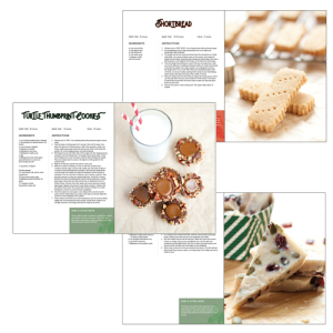 Holiday Sweets & Treats Recipe eBook